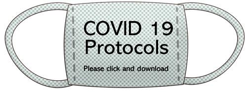 COVID Protocols facemask